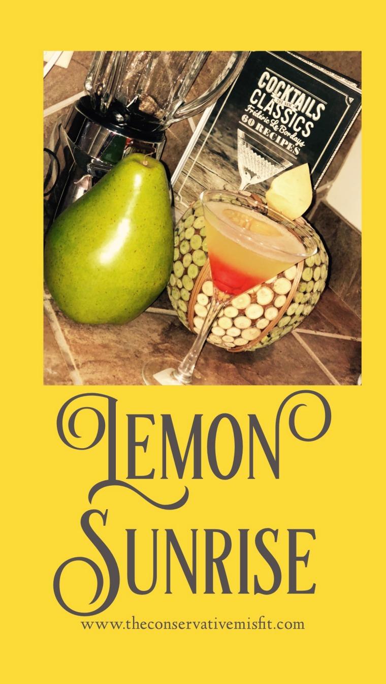 Lemon Sunrise